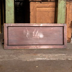 #36271 - 34x14 Salvaged Wood Transom Window image