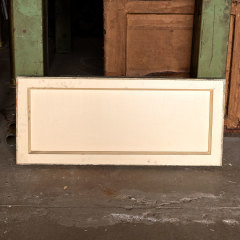#36274 - 32x14 Salvaged Wood Transom Window image