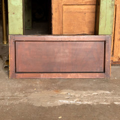#36275 - 32x14 Salvaged Wood Transom Window image
