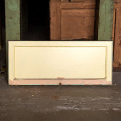 #36276 - 32x14 Salvaged Wood Transom Window image