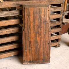 #36287 - Salvaged Oak Plinth Block image