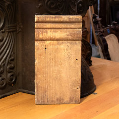 #36352 - Salvaged Pine Plinth Block image