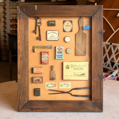 #37624 - European Trinket Shadow Box image