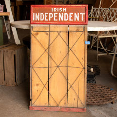 #37625 - Irish Independent Newspaper Stand image