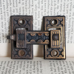 #37740 - Antique Shutter Bar Latch image