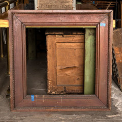 #37862 - Architectural Salvage Wood Frame image