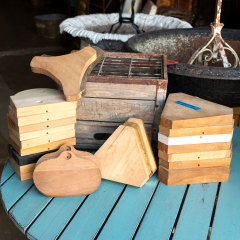 #37891 - Lot of Wood Bases image