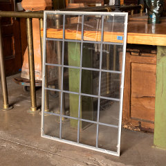 #37911 - Salvaged Leaded Glass Storm Window image