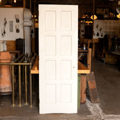 #37915 - 29x79 8 Panel Interior Door with Mirror image