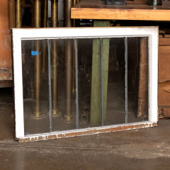 #37949 - Salvaged Leaded Glass Window Sash image