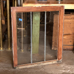 #37950 - Salvaged Leaded Glass Window Sash image