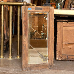 #37979 - Antique Mirrored McCray Ice Box Door image