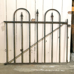 #38523 - Salvaged Wrought Iron Garden Gate image