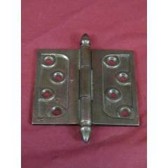 #9532 - Antique Door Hinge image