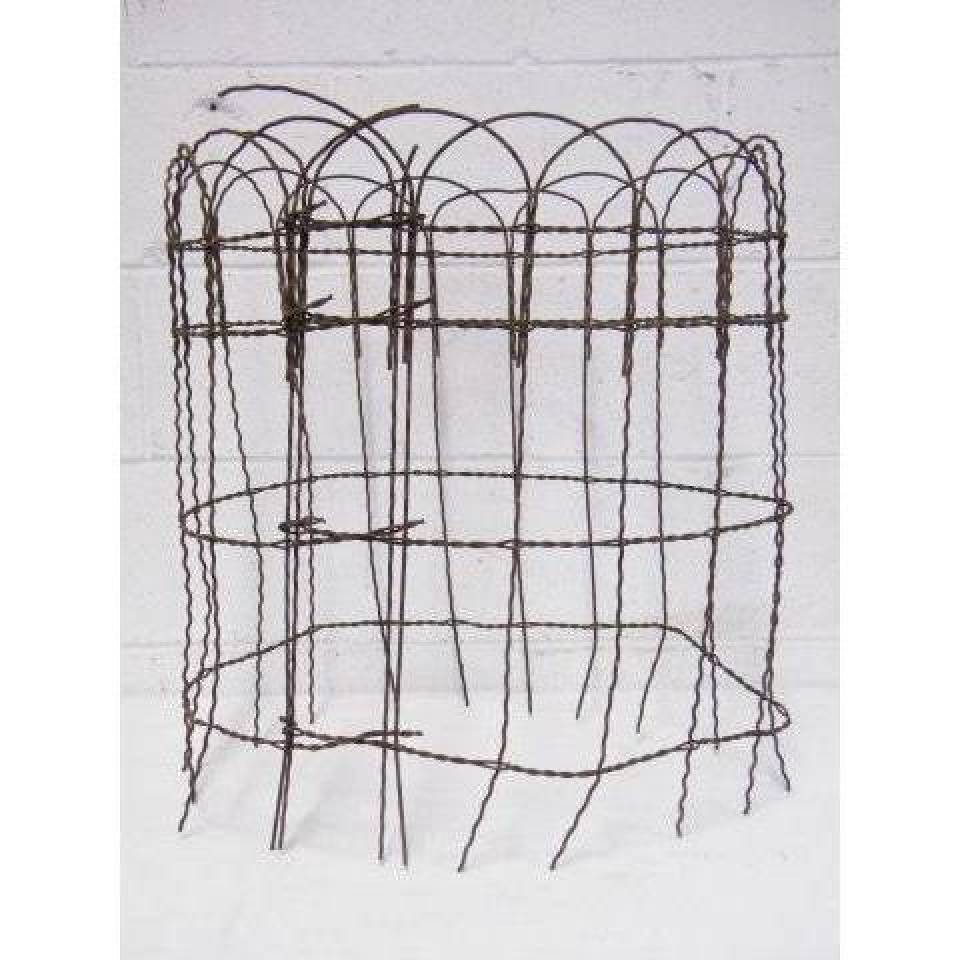 Vintage Wire Fence/Cage