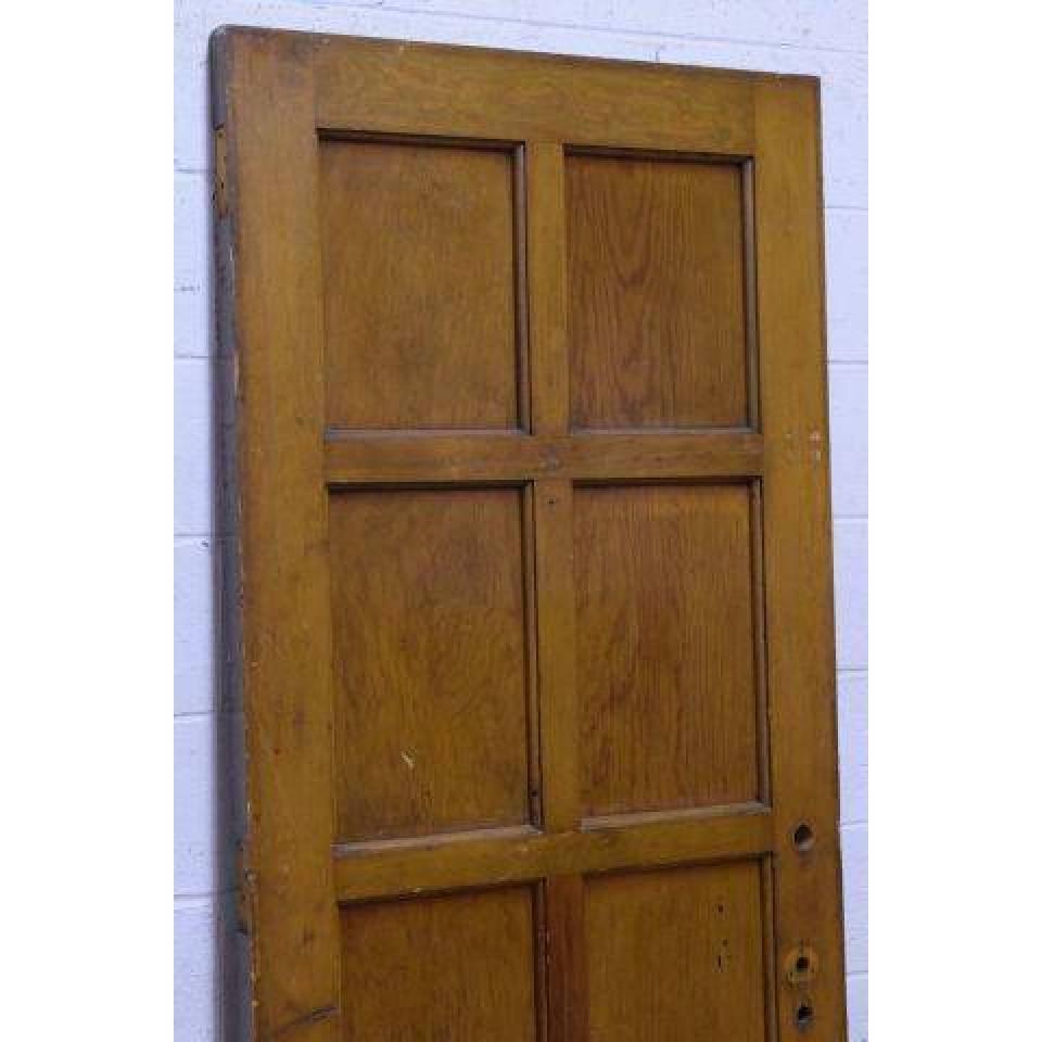 8 Panel Entry Door