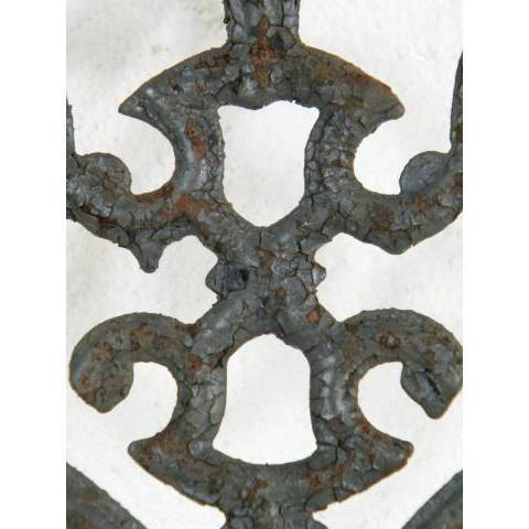 #10033 Antique Widow's Walk Roof Cresting image 5