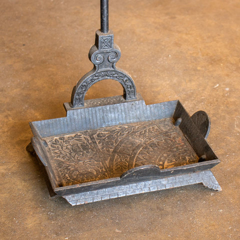 #10400 Victorian Fireplace Tool Holder image 4