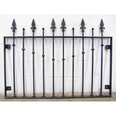 #12525 Wrought Iron Window Guard image 1