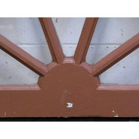 #14333 Arched Top Divided Lite Window image 2