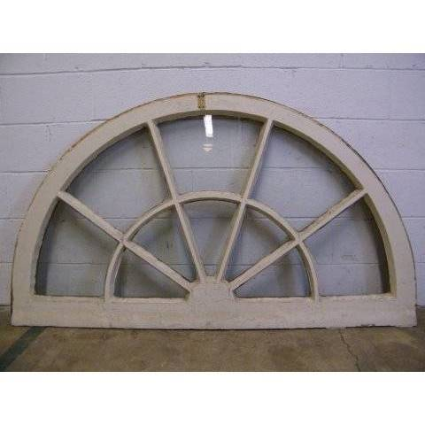 #14333 Arched Top Divided Lite Window image 4