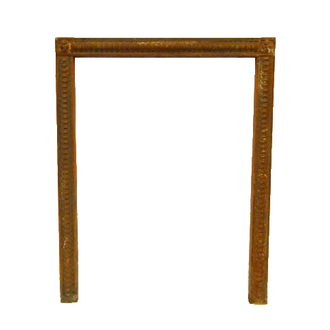 #14916 Cast Iron Fireplace Surround image 1