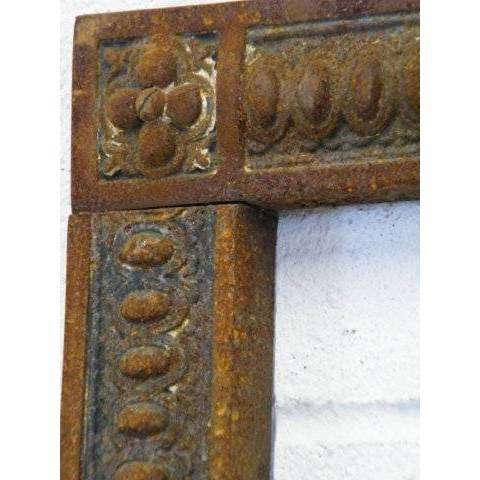 #14916 Cast Iron Fireplace Surround image 4