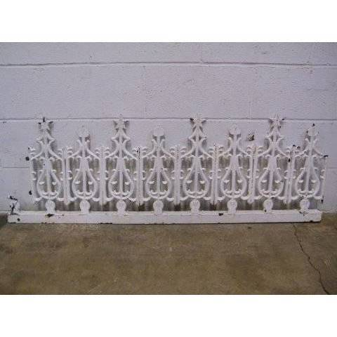 #14986 Salvaged Widow's Walk Section image 1