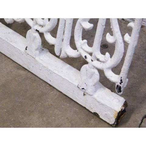#14986 Salvaged Widow's Walk Section image 3