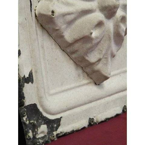 #15062 Small Pressed Tin Ceiling Tile image 3