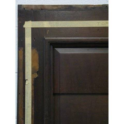 #15475 Salvaged Wood Wainscoting Panel image 1