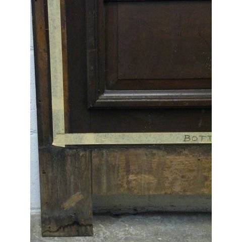 #15475 Salvaged Wood Wainscoting Panel image 2