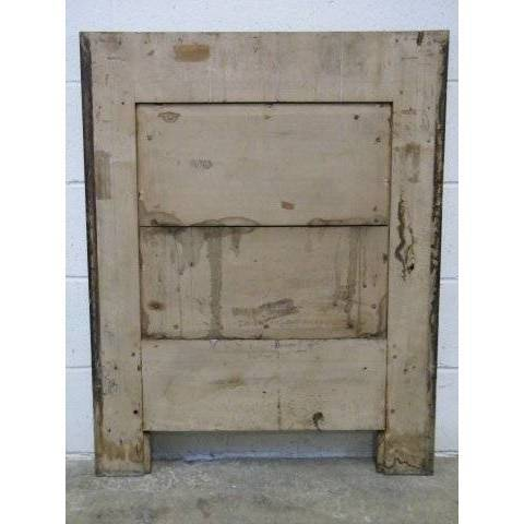 #15475 Salvaged Wood Wainscoting Panel image 3