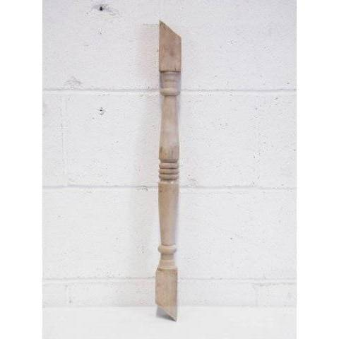 #16099 Salvaged Wood Staircase Baluster image 1