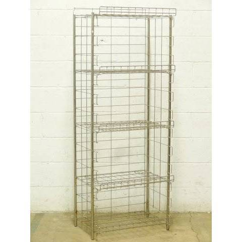 #16493 Metal Store Display Shelf image 1
