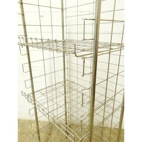 #16493 Metal Store Display Shelf image 3