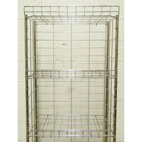 #16493 Metal Store Display Shelf image 4