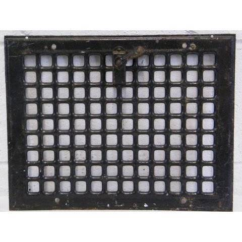 #16697 9x12 Wall Heat Grate image 1