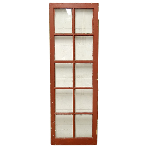 #17932 Divided Lite Wood Window image 1
