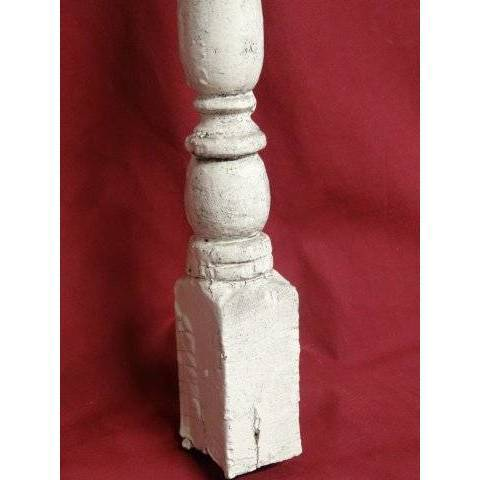 #18123 Salvaged Wood Porch Baluster image 2