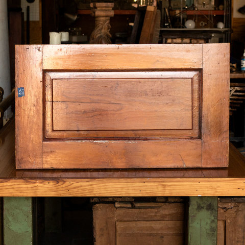 #18213 Salvaged Interior Door Panel Section image 1