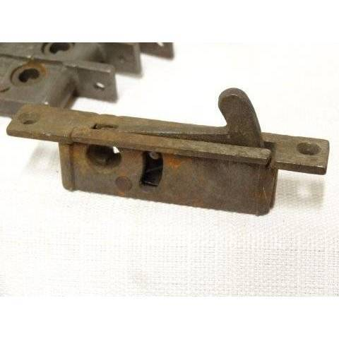 #18276 Window Latch Hardware with Key image 2