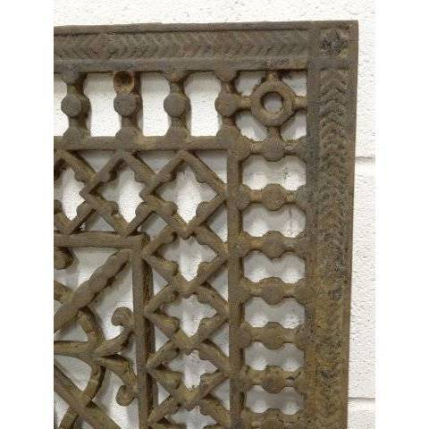 #18445 Ornate Cold Air Return Grate image 3