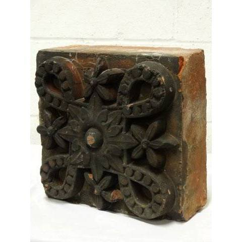 #19185 Terra Cotta Architectural Ornament image 2