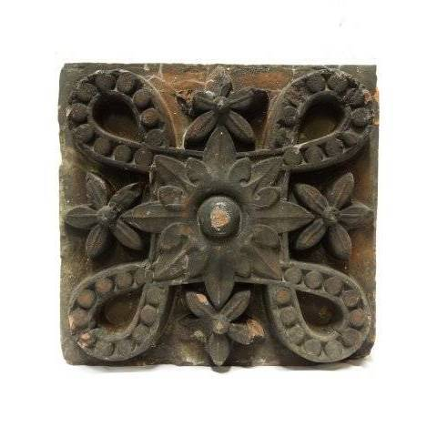 #19185 Terra Cotta Architectural Ornament image 3