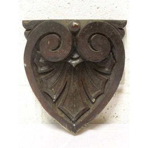 #19296 Carved Wood Architectural Ornament image 4