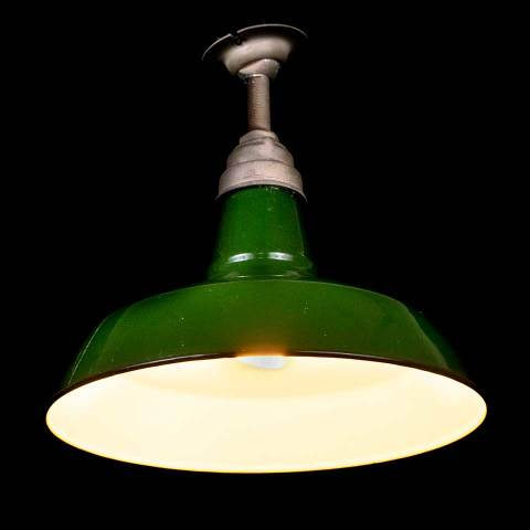 #19451 Industrial Pendant Light Fixture image 4