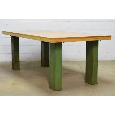 #19478 Repurposed Bowling Alley Table image 4