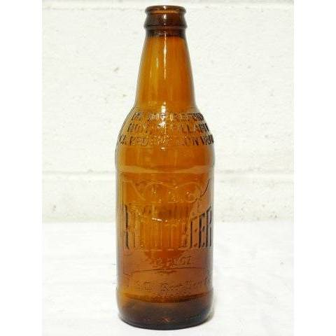 #19669 IBC Root Beer Bottle image 1