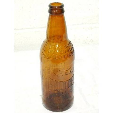#19669 IBC Root Beer Bottle image 2